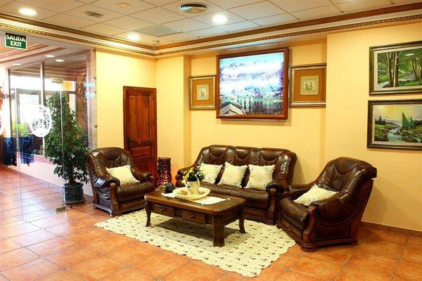 Hotel El Curro - фото 7