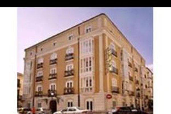 Hotel Norte y Londres - фото 21