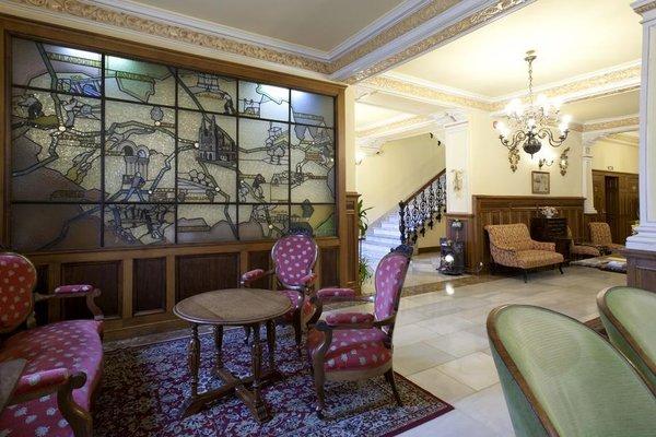 Hotel Norte y Londres - фото 4