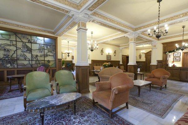 Hotel Norte y Londres - фото 5