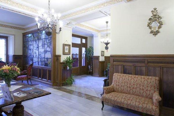 Hotel Norte y Londres - фото 6
