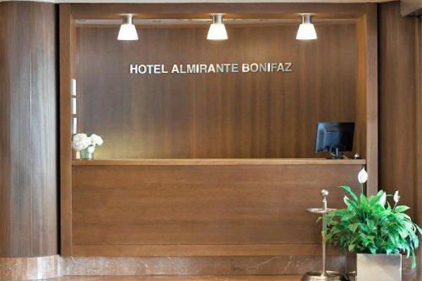 Hotel Almirante Bonifaz - фото 15