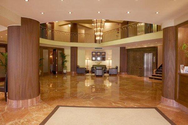 Hotel Almirante Bonifaz - фото 16