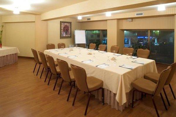 Hotel Almirante Bonifaz - фото 20
