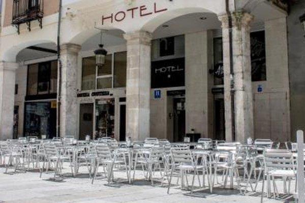 Hotel Alda Entrearcos - фото 10