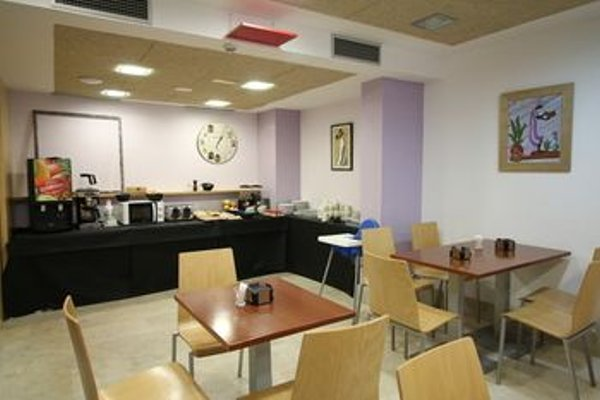 Hotel Alda Entrearcos - фото 11