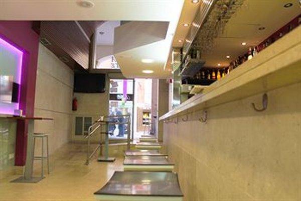Hotel Alda Entrearcos - фото 12