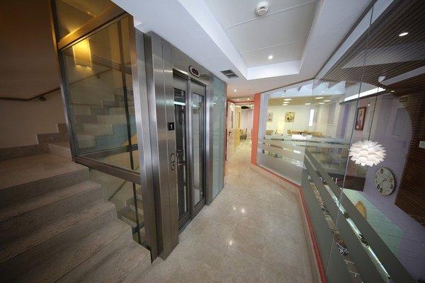 Hotel Alda Entrearcos - фото 13
