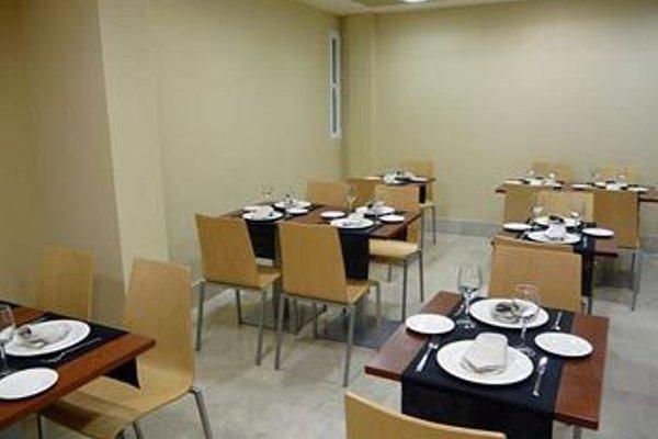 Hotel Alda Entrearcos - фото 16