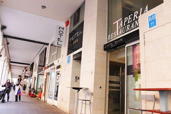 Hotel Alda Entrearcos - фото 20