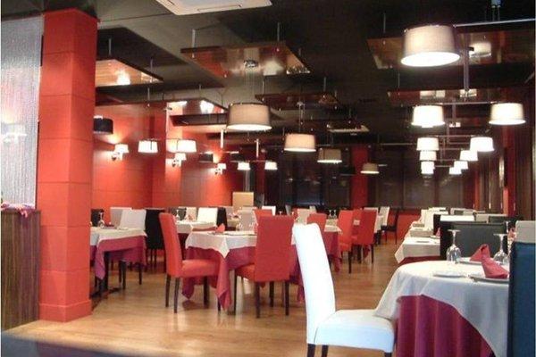 Hotel Area Serrano - 10
