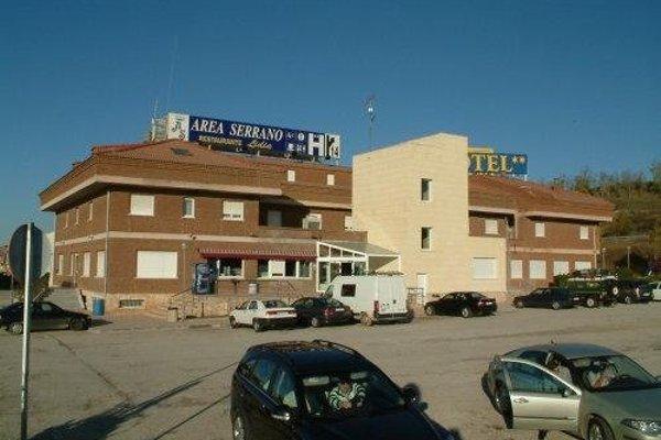 Hotel Area Serrano - 13
