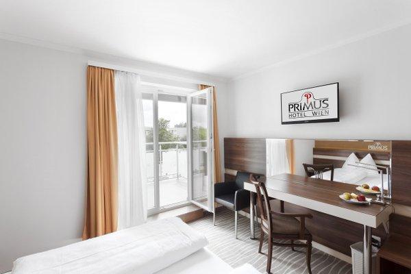 Primus Hotel & Apartments - фото 5