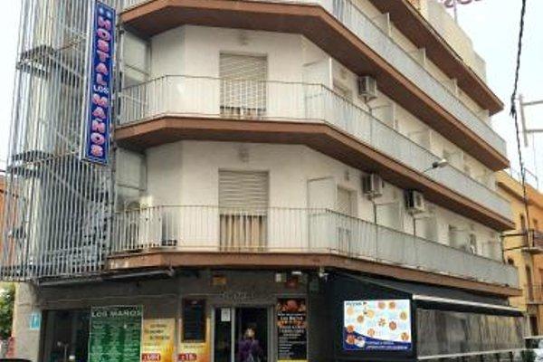 Hostal Los Manos - фото 20