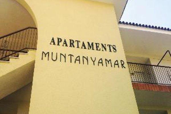 Apartamentos AR Muntanya Mar - фото 22