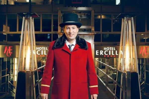 Ercilla Hotel - фото 21