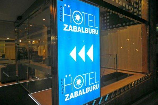 Hotel Photo Zabalburu - фото 21
