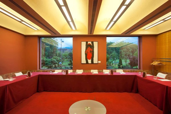 Hotel Melia Bilbao - фото 10