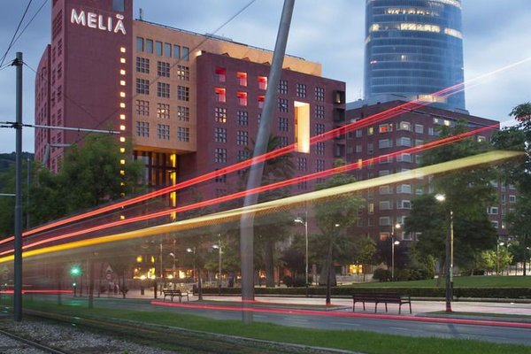 Hotel Melia Bilbao - фото 23