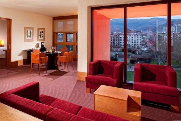 Hotel Melia Bilbao - фото 5