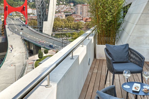 Gran Hotel Domine Bilbao - фото 18