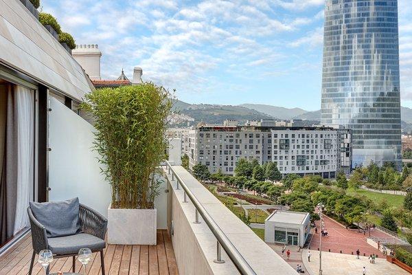 Gran Hotel Domine Bilbao - фото 19