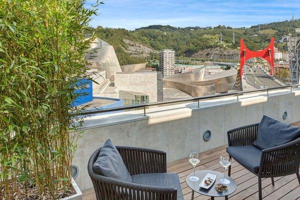 Gran Hotel Domine Bilbao - фото 20
