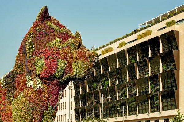Gran Hotel Domine Bilbao - фото 21