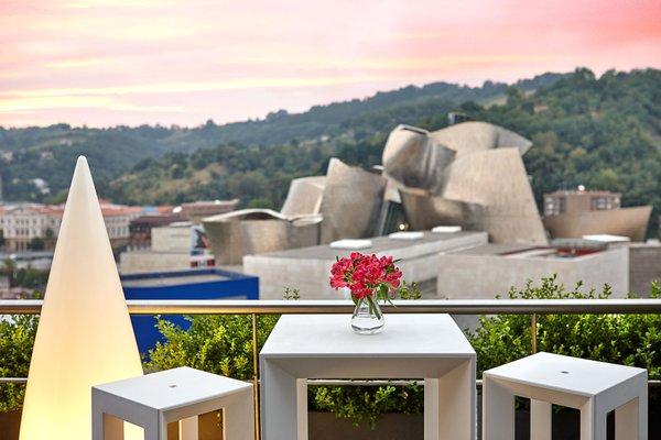 Gran Hotel Domine Bilbao - фото 23