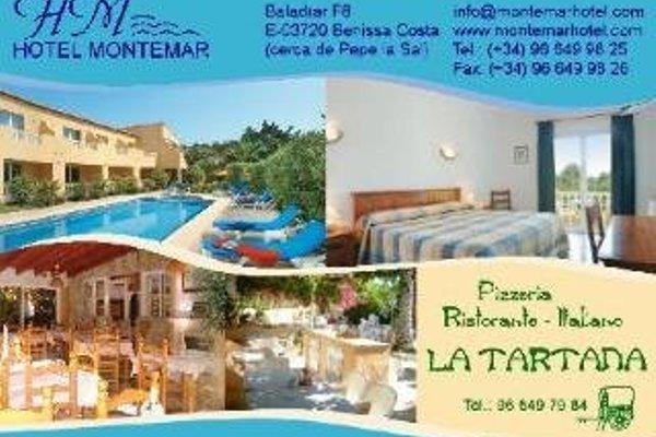 Hotel Montemar - фото 12