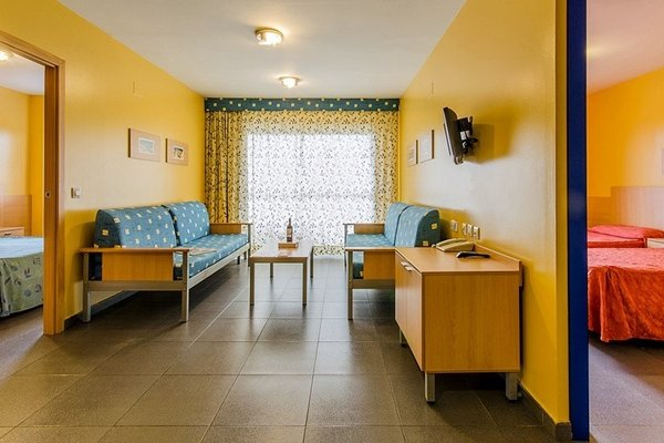 Apartamentos Turisticos Terralta - фото 4