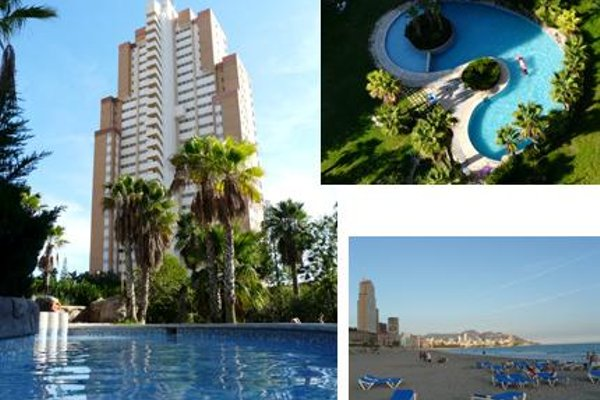Apartamentos Beni-Beach - фото 50