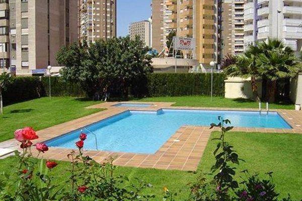 Apartamentos Torre Ipanema - фото 50