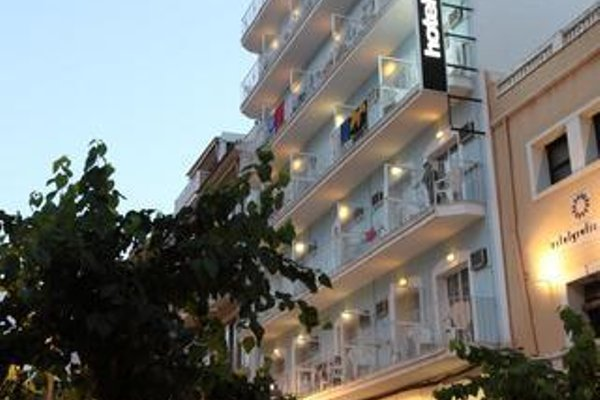 Hotel Alameda - фото 23