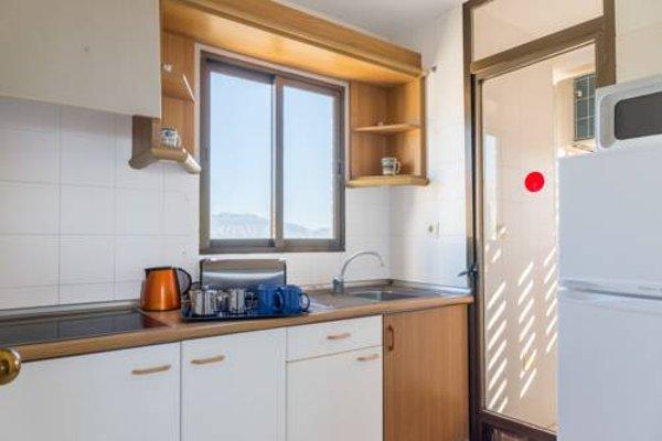 Апартаменты «Turísticos Paraiso 10» - фото 12