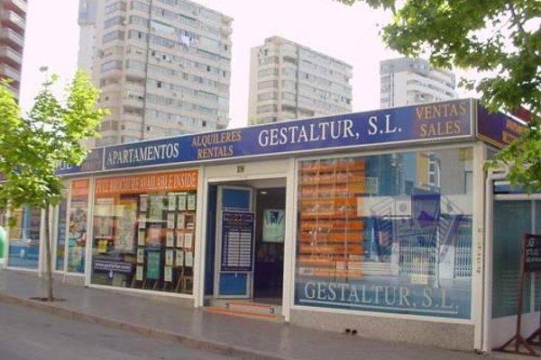 Апартаменты «Turísticos Paraiso 10» - фото 16