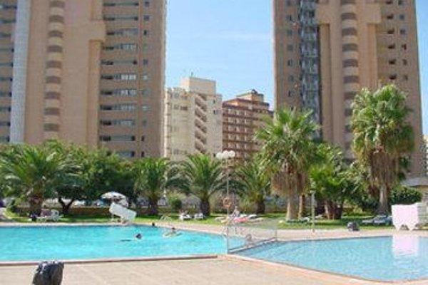 Апартаменты «Turísticos Paraiso 10» - фото 18