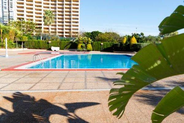 Апартаменты «Turísticos Paraiso 10» - фото 19