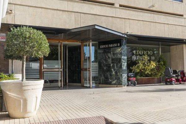 Апартаменты «Turísticos Paraiso 10» - фото 21