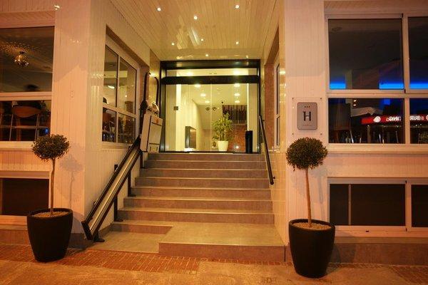 Hotel Golden - фото 9