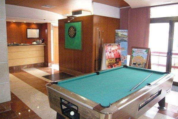 Hotel Rosamar - фото 12