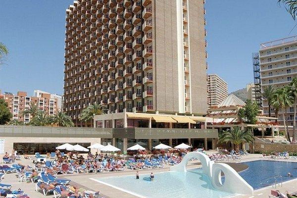 Hotel Rosamar - фото 22
