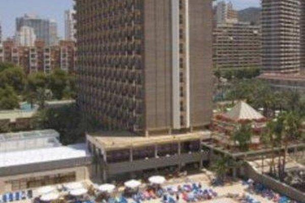 Hotel Rosamar - фото 23