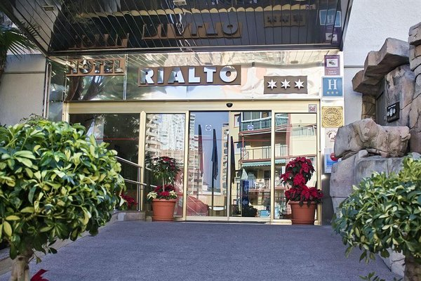 Hotel Servigroup Rialto - 15