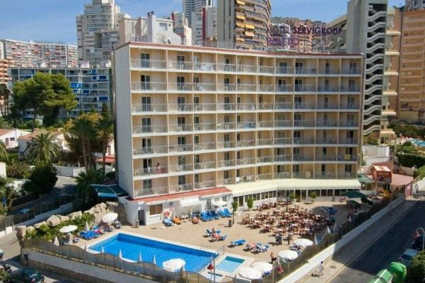 Hotel Servigroup Rialto - 22