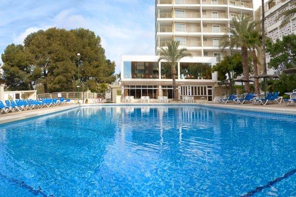 Hotel Servigroup Torre Dorada - фото 20