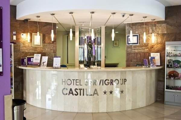 Hotel Servigroup Castilla - 12