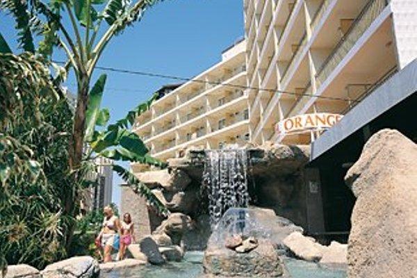 Hotel Servigroup Orange - фото 18