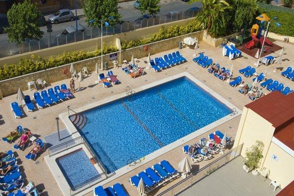 Hotel Servigroup Orange - фото 19
