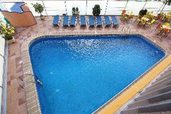 Hotel Brasil - фото 21